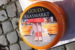 Gouda cheese market tour Verita's Visit kaasmarkt reis