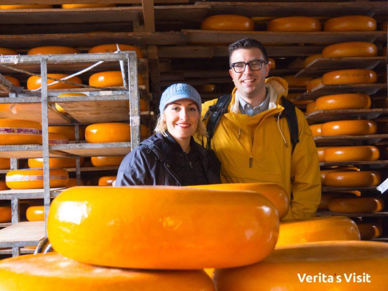 Tour Gouda quesería - mercado de queso Holanda