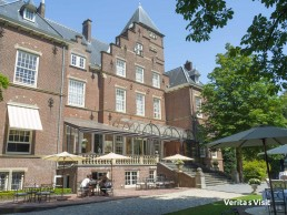 custom made bike tour castles Hague kasteel op maat gemaakte tour Haag Verita's Visit