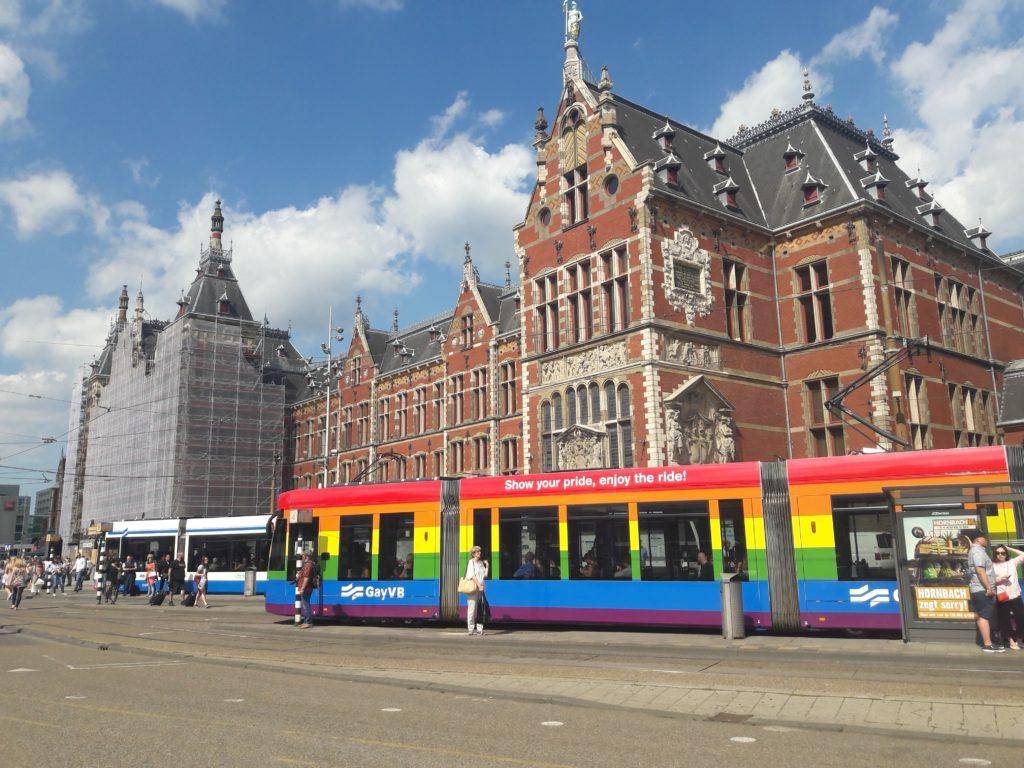 Amsterdam public transport