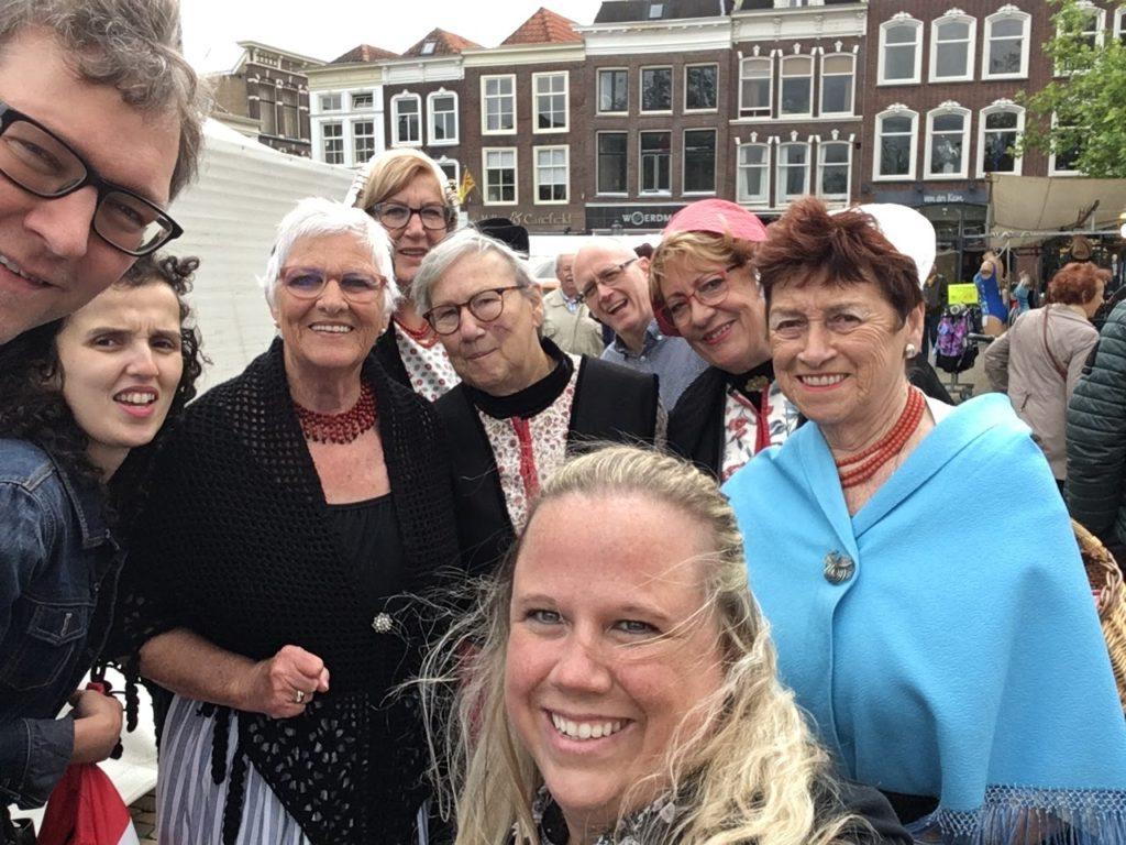 Gouda Scheveningen tour event Verita's Visit