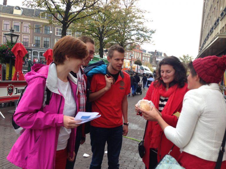 city game Leiden ontzet cultuur & tradities