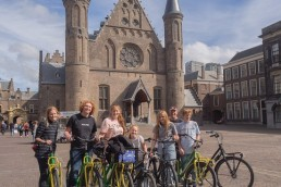 bike tour The Hague sea & the city