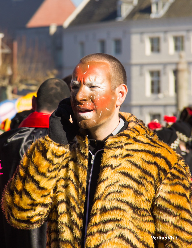 Are you coming to the Maastricht Winter Carnival 2018 Verita's Visit