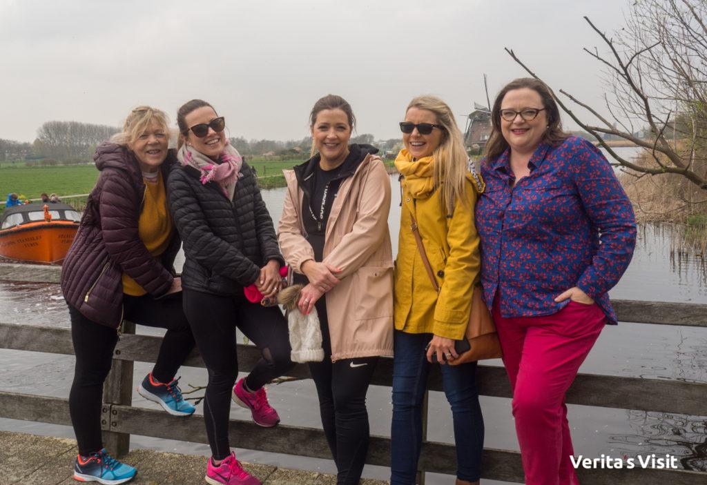 private family birthday Leiden Verita's Visit verjaardag op maat gemaakt