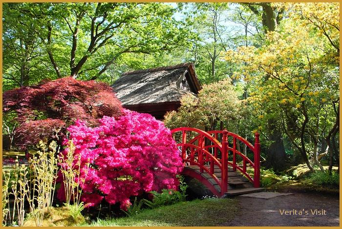 Bridge Japanese Garden The Hague-veritasvisit