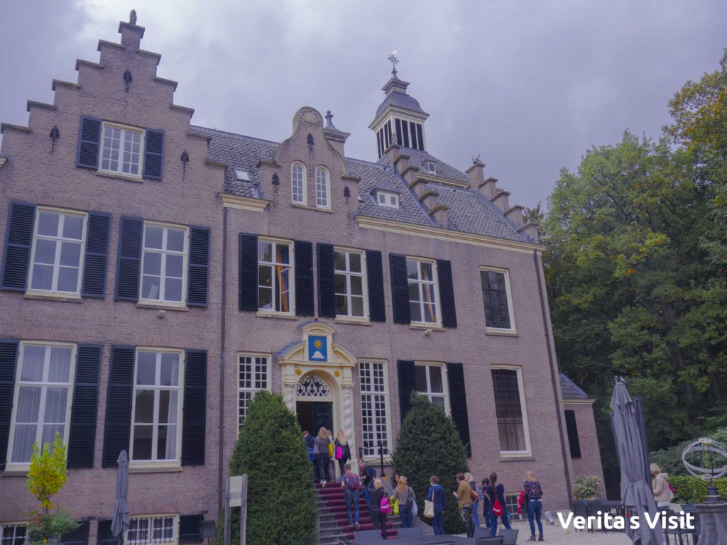 castle event location indoor outdoor team events in the Netherlands Verita's Visit