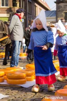 Tour Gouda quesería - mercado de queso