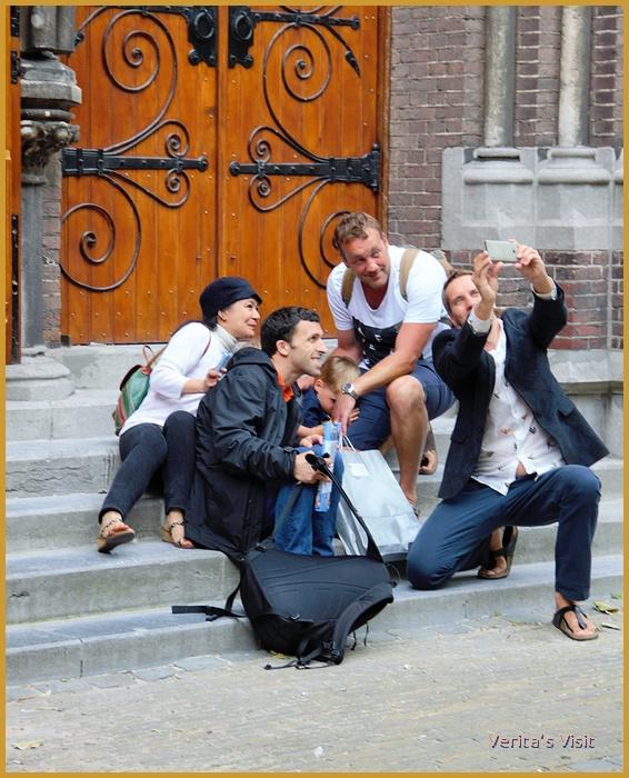 Delft teambuilding Verita's Visit