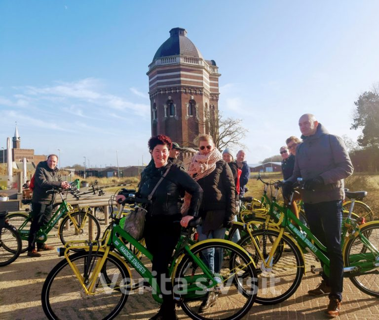 Fietstour Den Haag stad & strand februari Verita's Visit Holland