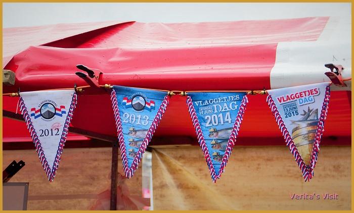 Flags Flag Day Scheveningen-veritasvisit