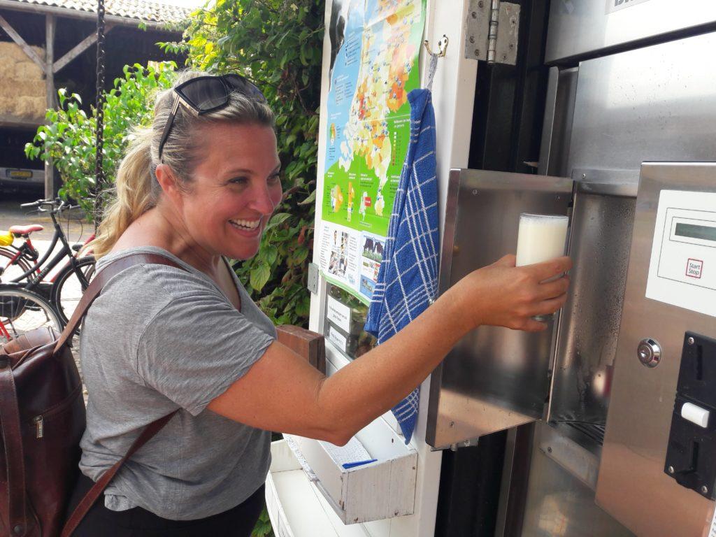 melk fietstocht dairy & cheese tasting tour Leiden area omgeving
