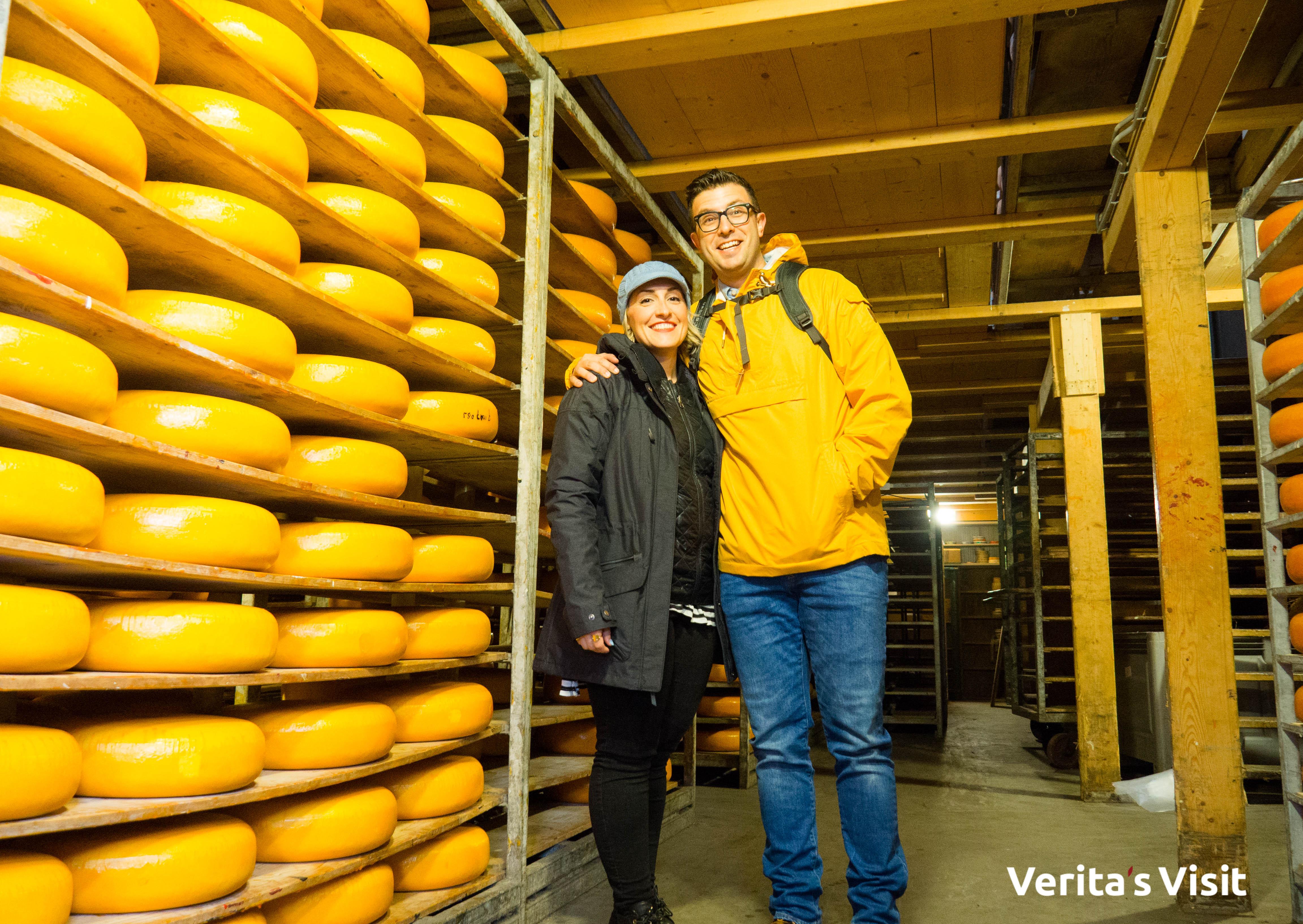 cheese farm visit Verita's kaasboerderij rondleiding activiteit