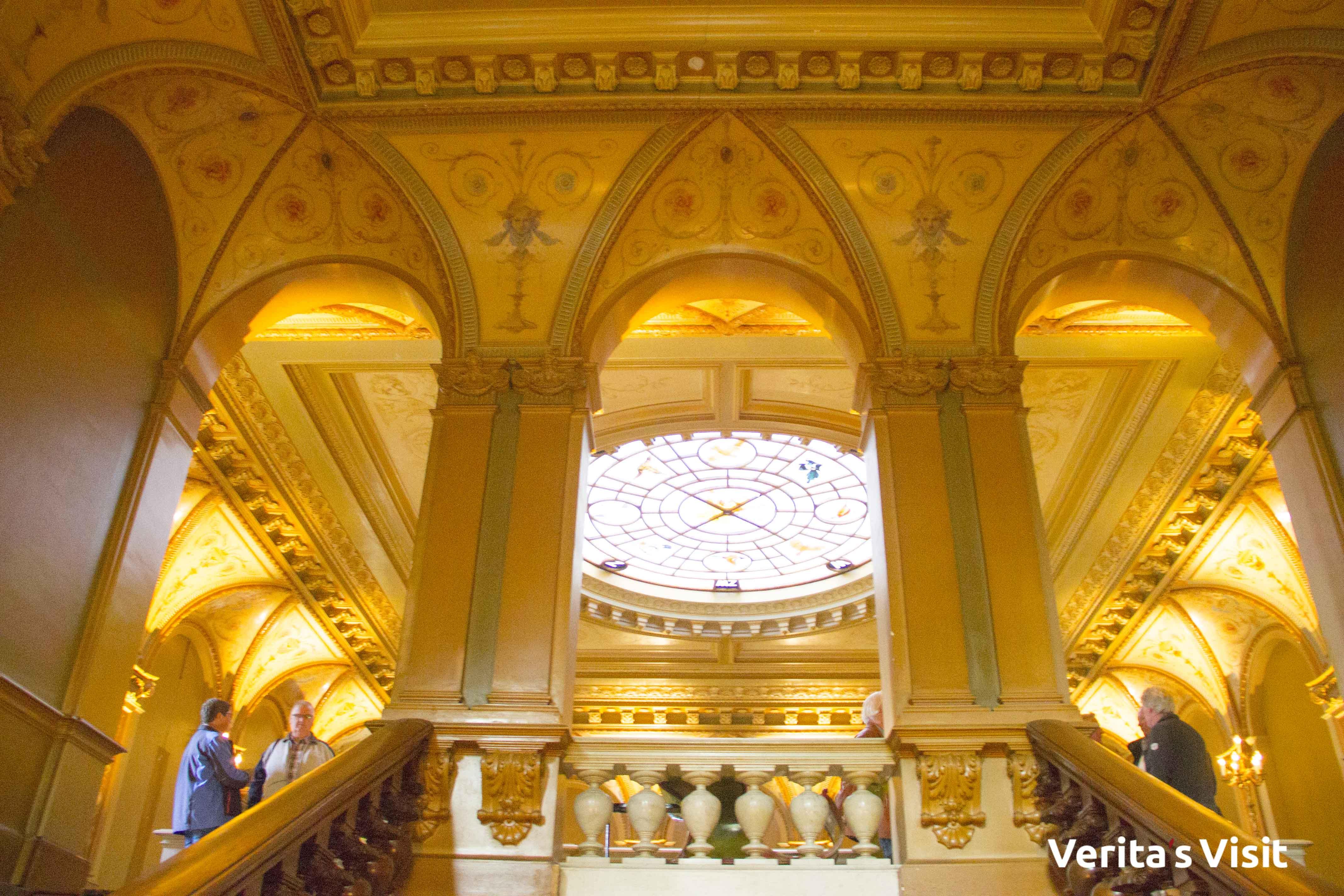 excursion castle hague Verita's Visit excursie tour Den Haag