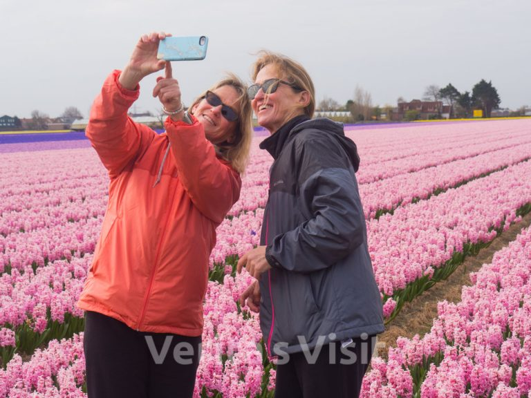 Leiden- Keukenhof e-bike tour fietstocht Verita's Visit Holland