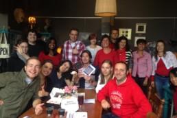 Verita's Visit City Game Leiden corporate challenge culture internationaal teamuitje