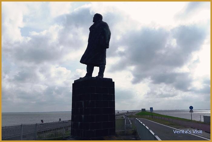 Lely Engineer water technology Afsluitdijk Netherlands-veritasvisit