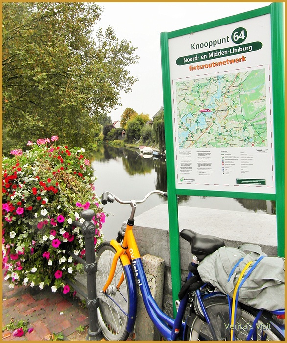 An affordable rental bike you can use all through the Netherlands