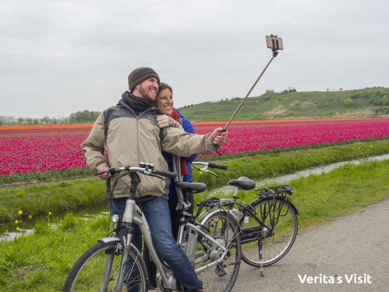 Haarlem Keukenhof e-bike tour fietstocht