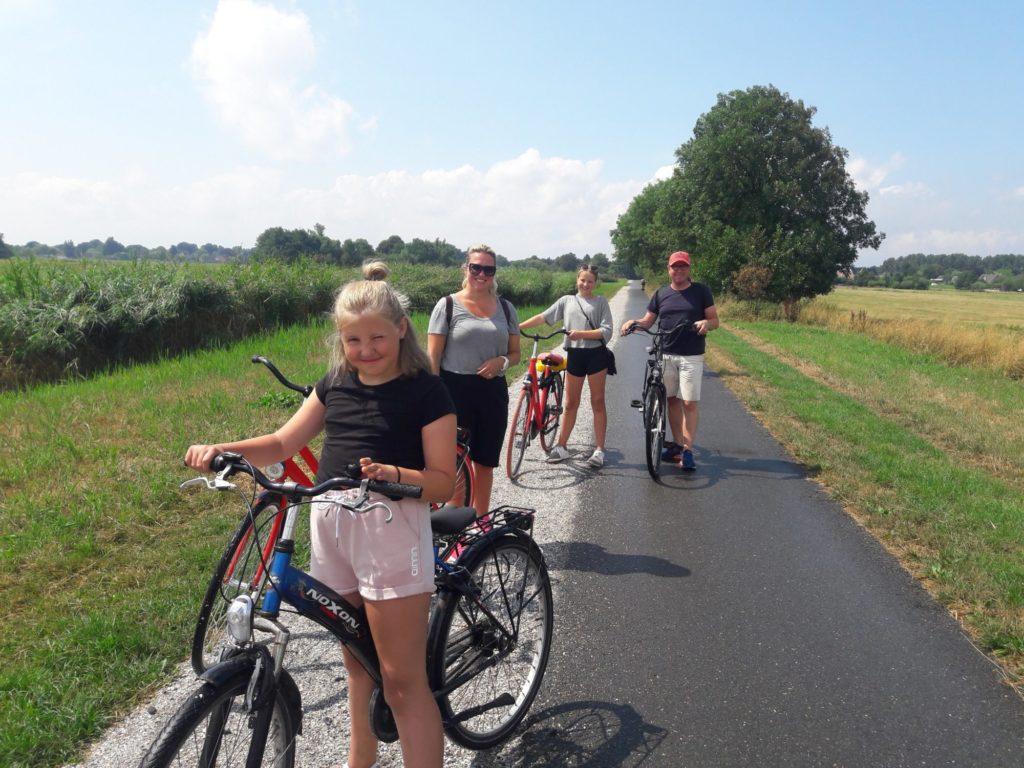 familie fietstocht gids leiden kaas & lekkernijen