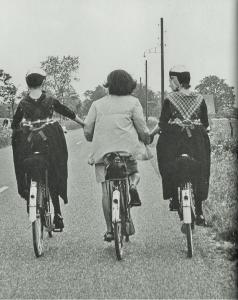 Picture taken from the book 'Typisch Nederland: tradities en trends'