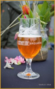 food & tulip festival Keukenhof tulp bierfeest Verita's Visit