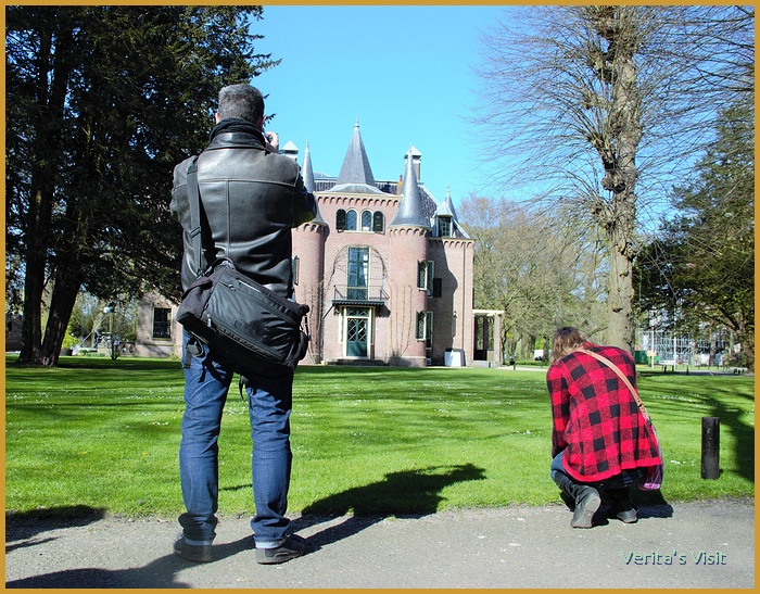 picture Keukenhof castle Netherlands-veritasvisit