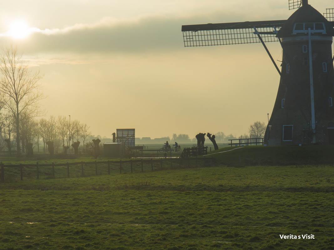 Cycling countryside Holland tips Verita's Visit