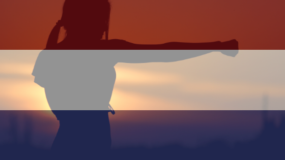 Liberation & Mother's Day Celebration online Verita's Visit Holland