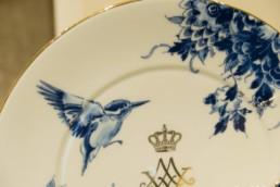 Dutch royalty & the kingfisher Delft blue Verita's Visit nature & culture tour